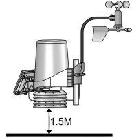 Oregon Scientific WMR300 - czujnik zewnętrzny