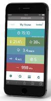 Ventus W920 Lonobox - aplikacja na smartfonie