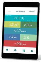 Ventus W920 Lonobox - aplikacja na tablecie