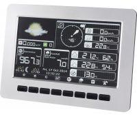 Stacja pogodowa Conrad HP 1001 - konsola