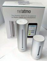 Stacja pogodowa Netatmo - widok z przodu