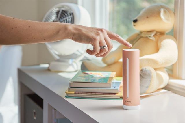 Netatmo Healthy Home Coach - szybka ocena jakości powietrza