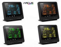Stacja pogodowa GARNI 835 Arcus - kolory wyświetlacza