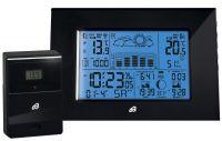 Stacja pogody AURIOL IAN 277484 - kolor czarny