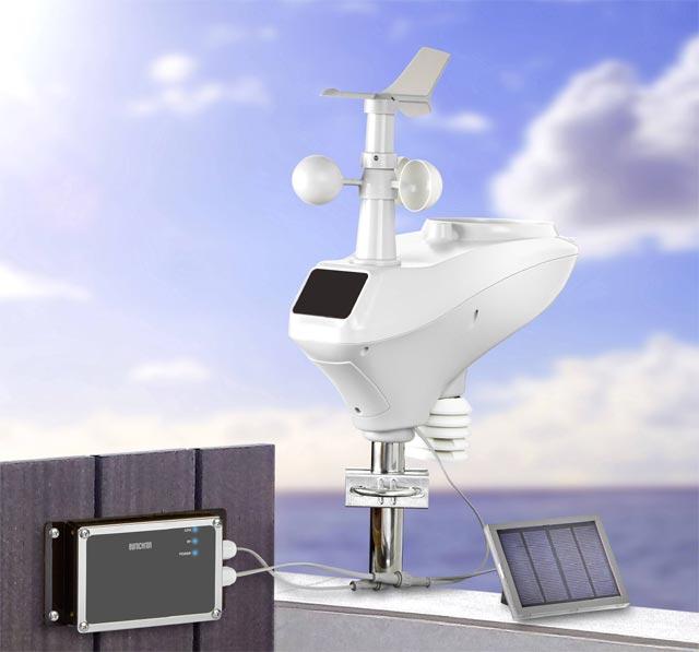 Stacja meteorologiczna EUROCHRON EGWS1000