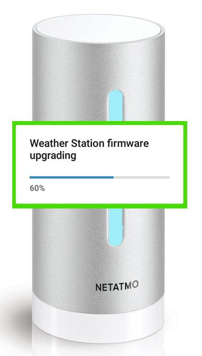 Jak zaktualizować oprogramowanie wewnętrzne stacji pogodowej Netatmo?