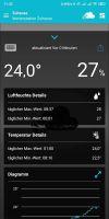 Aplikacja TFA VIEW (Android) - widok 3