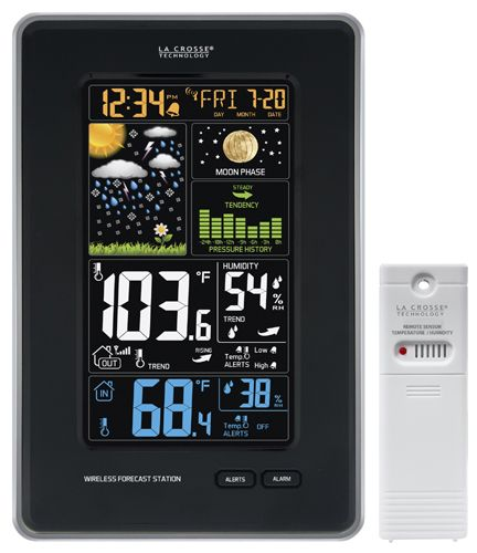 Stacja pogody La Crosse Technology WS6835