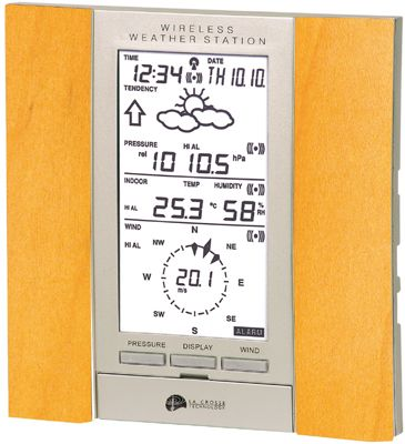 Stacja pogody La Crosse Technology WS2355