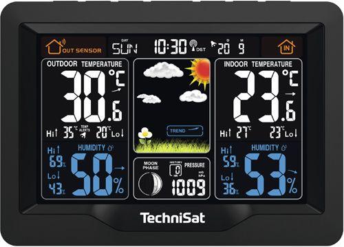 Stacja pogody TechniSat iMETEO X1