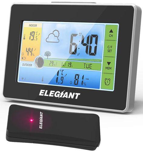 Stacja pogody ELEGIANT EOX-9908