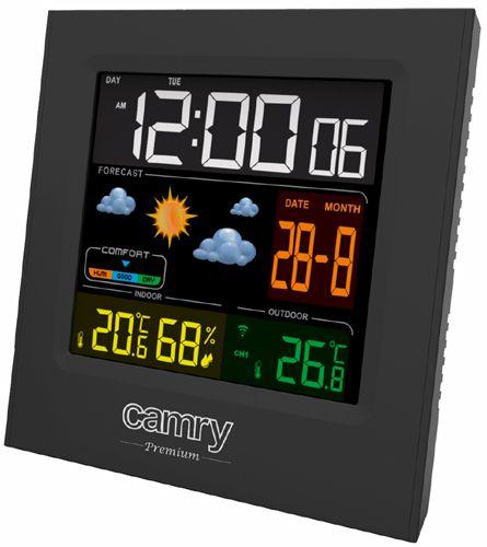 Stacja pogody Camry Premium CR 1166