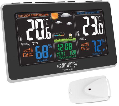 Stacja pogody Camry Premium CR 1174