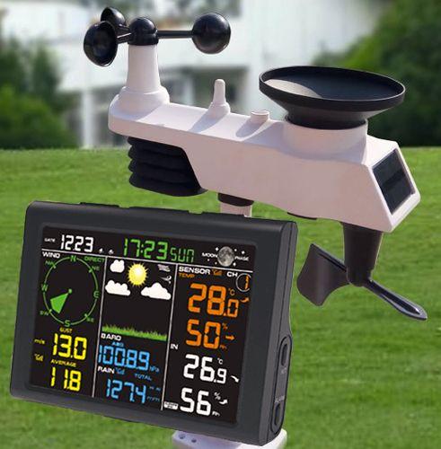 Stacja pogody Sainlogic FT-0835