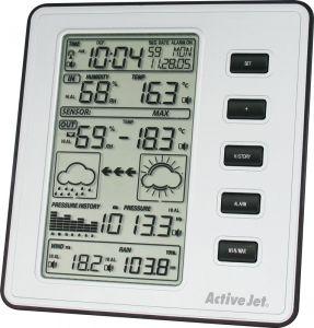 Stacja pogody ActiveJet AEL-108