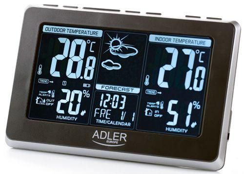 Stacja pogody ADLER Europe AD 1175