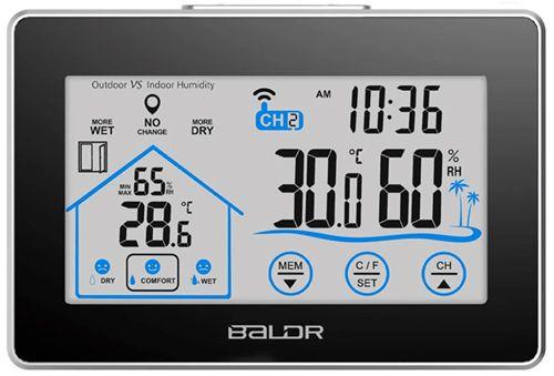 Stacja pogody BALDR WS0317 (B0317ST2H2-V3)