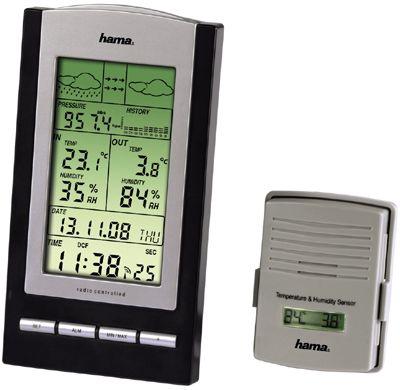Stacja pogody Hama EWS-800