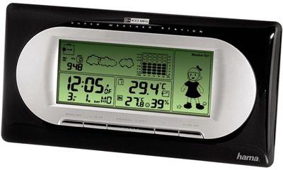 Stacja pogody Hama EWS-700