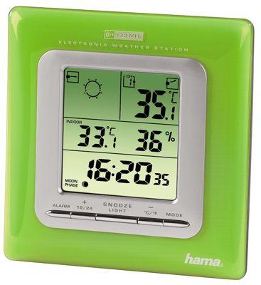 Stacja pogody Hama EWS-500