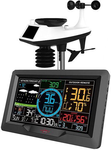 Stacja pogody infactory FWS-1200 (NX-6396)
