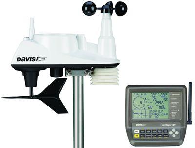 Stacja pogody Davis Instruments Vantage Vue + WeatherLink USB