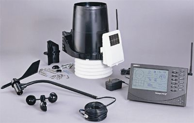 Stacja pogody Davis Instruments Vantage Pro2 + WeatherLinkIP