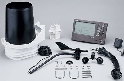 Stacja pogody Davis Instruments Vantage Pro2 (przewodowa) + WeatherLinkIP