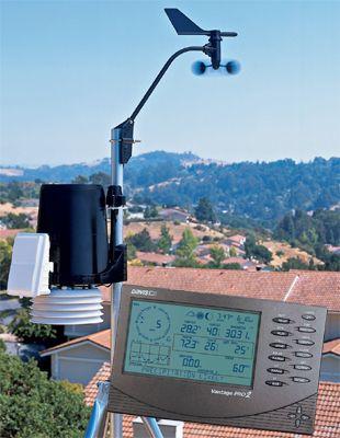 Stacja pogody Davis Instruments Vantage Pro2 Plus (przewodowa) + WeatherLinkIP