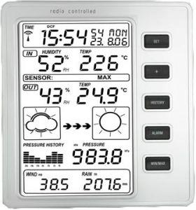 Stacja pogody ELECSA 6970
