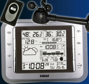 Stacja pogody ELECSA 6972