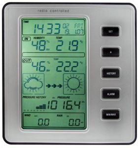 Stacja pogody Velleman WS1070