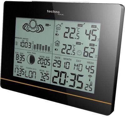 Stacja pogody TechnoLine WS 6750 / WS 6760