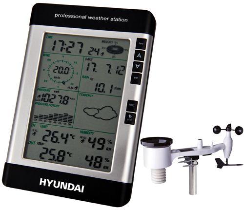 Stacja pogody HYUNDAI WSP 3080 R WIND (2020)