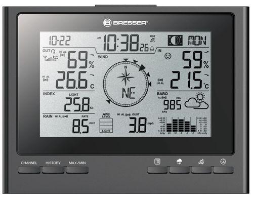 Stacja pogody Bresser ClimateScout (7003100)