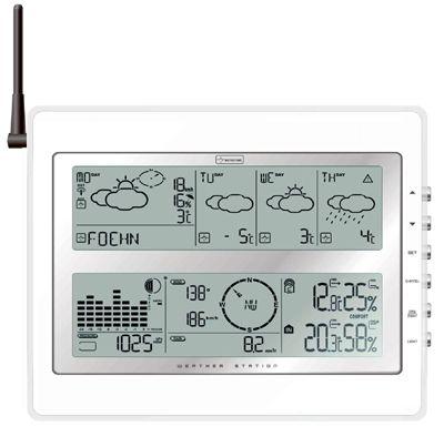 Stacja pogody Bresser 4Cast PC