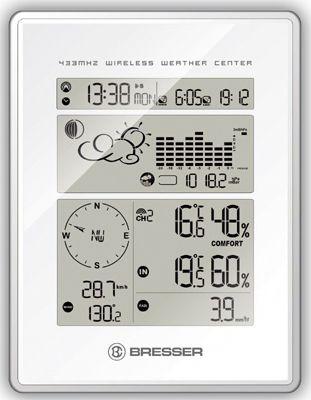 Stacja pogody Bresser Weather Center