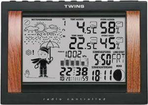 Stacja pogody TWINS W107-3