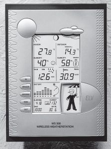 Stacja pogody ELV WS 300