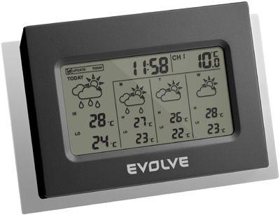 Stacja pogody EVOLVE Revolution EMC437