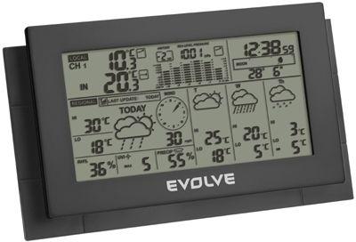 Stacja pogody EVOLVE Pilot EMC447