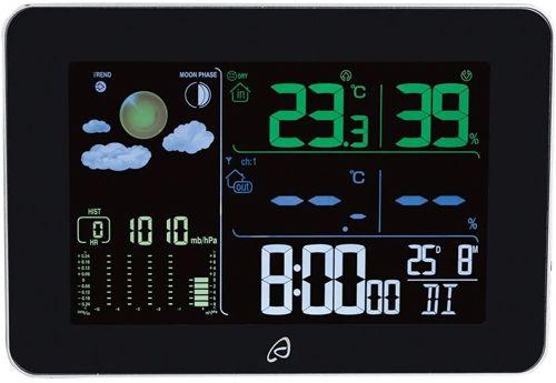 Stacja pogody AURIOL HG05124A / HG05124B