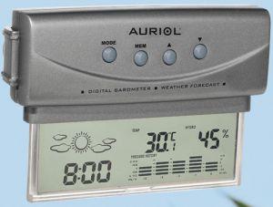 Stacja pogody AURIOL Fenster-Wetterstation H14265