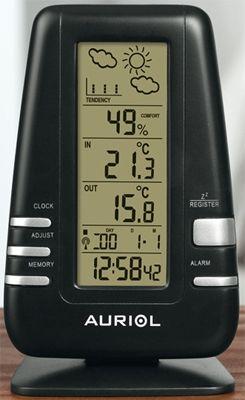 Stacja pogody AURIOL Z29962