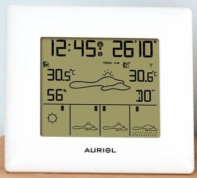 Stacja pogody AURIOL Z30398