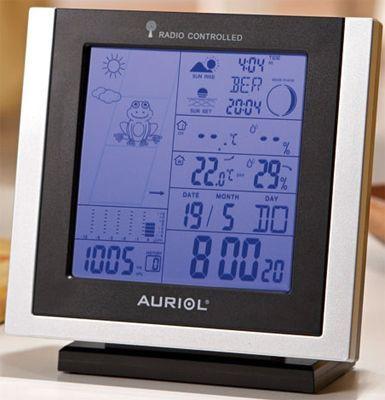 Stacja pogody AURIOL 4-LD3091
