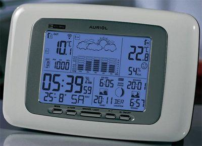 Stacja pogody AURIOL Z31092