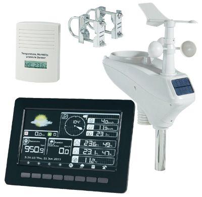 Stacja pogody Conrad HP 1001 Wi-Fi