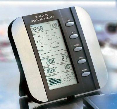 Stacja pogody Conrad WS 1600