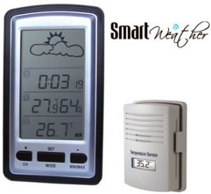 Stacja pogody SmartWeather Wireless Weather Station